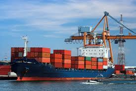 الشحن البحري والجوي